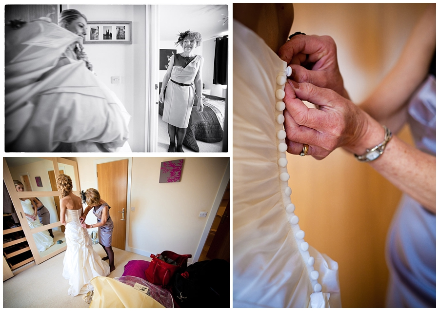 Documentary Wedding Photography by Sam Gibson