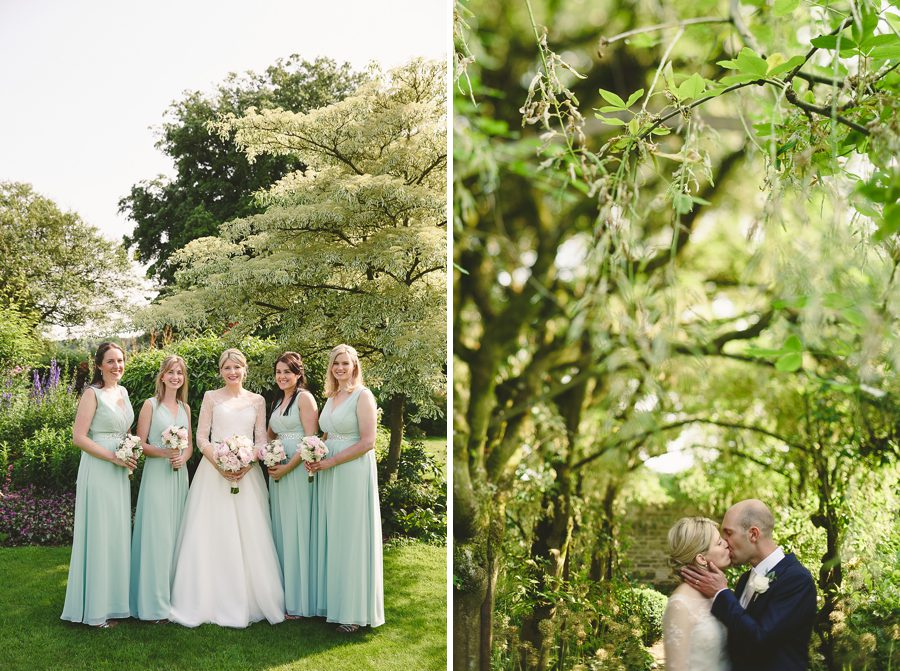 barnsley house wedding photos