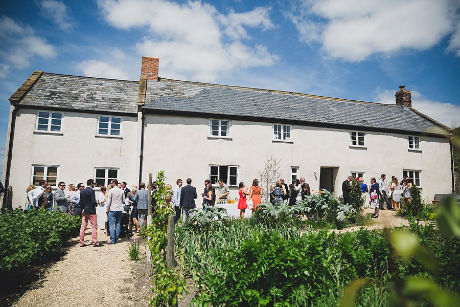 river cottage wedding photographs