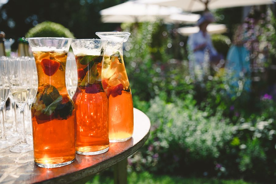 pimms at barnsley house by sam gibson