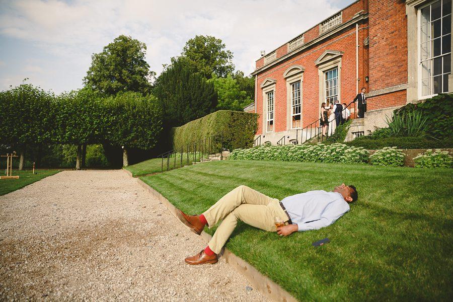 natural wedding photographer sam gibson