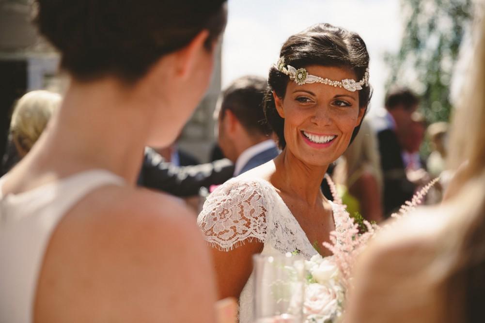 Wedding Photography At Hyde Barn