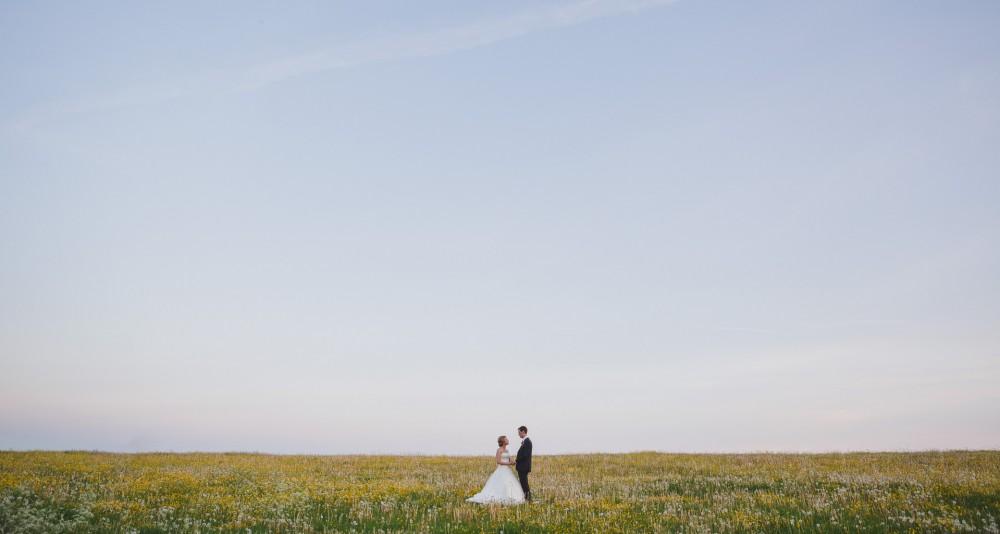 a wedding at cripps barn