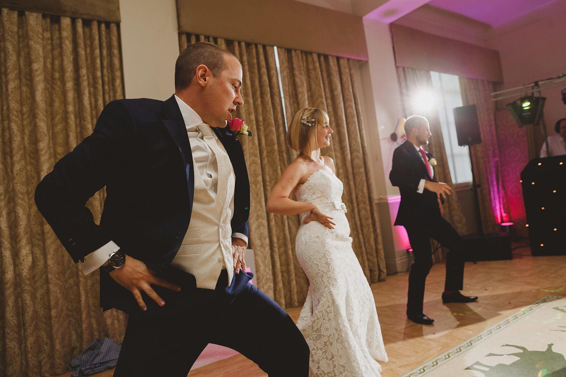 apache first dance at a wedding