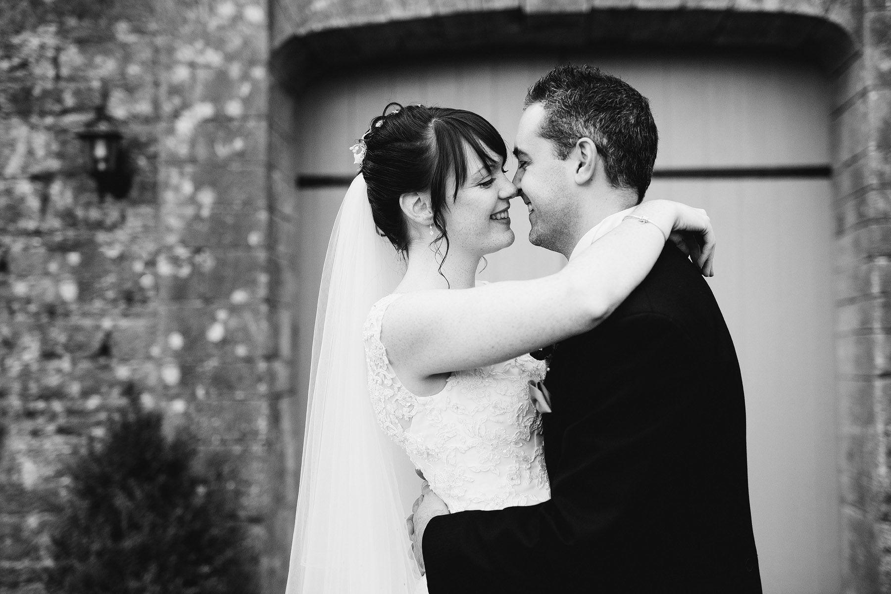 wedding portrait at the kingston estate