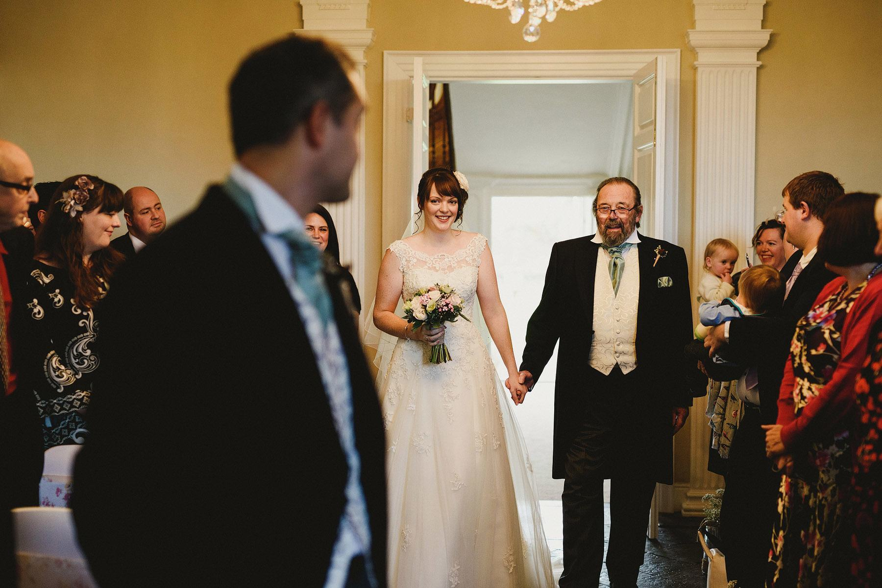 kingston estate wedding ceremony