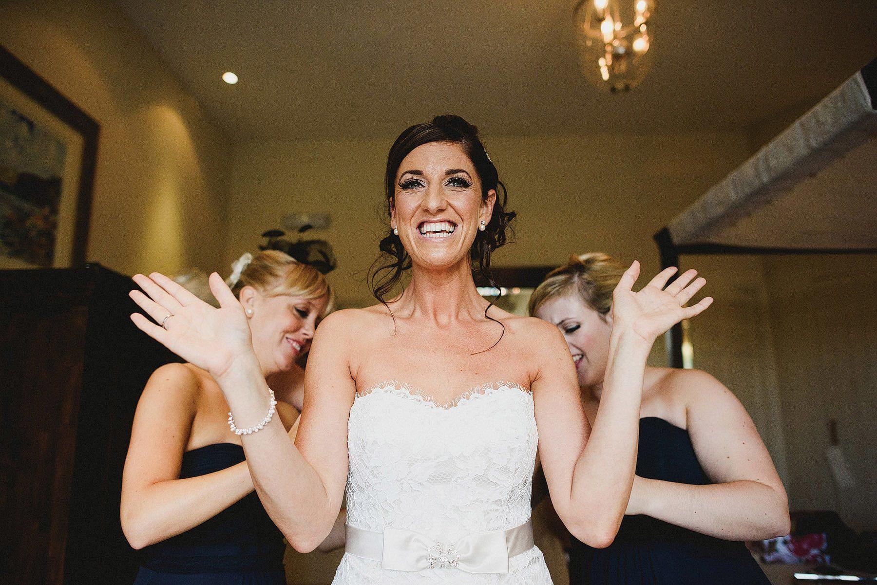 almonry barn wedding photographs