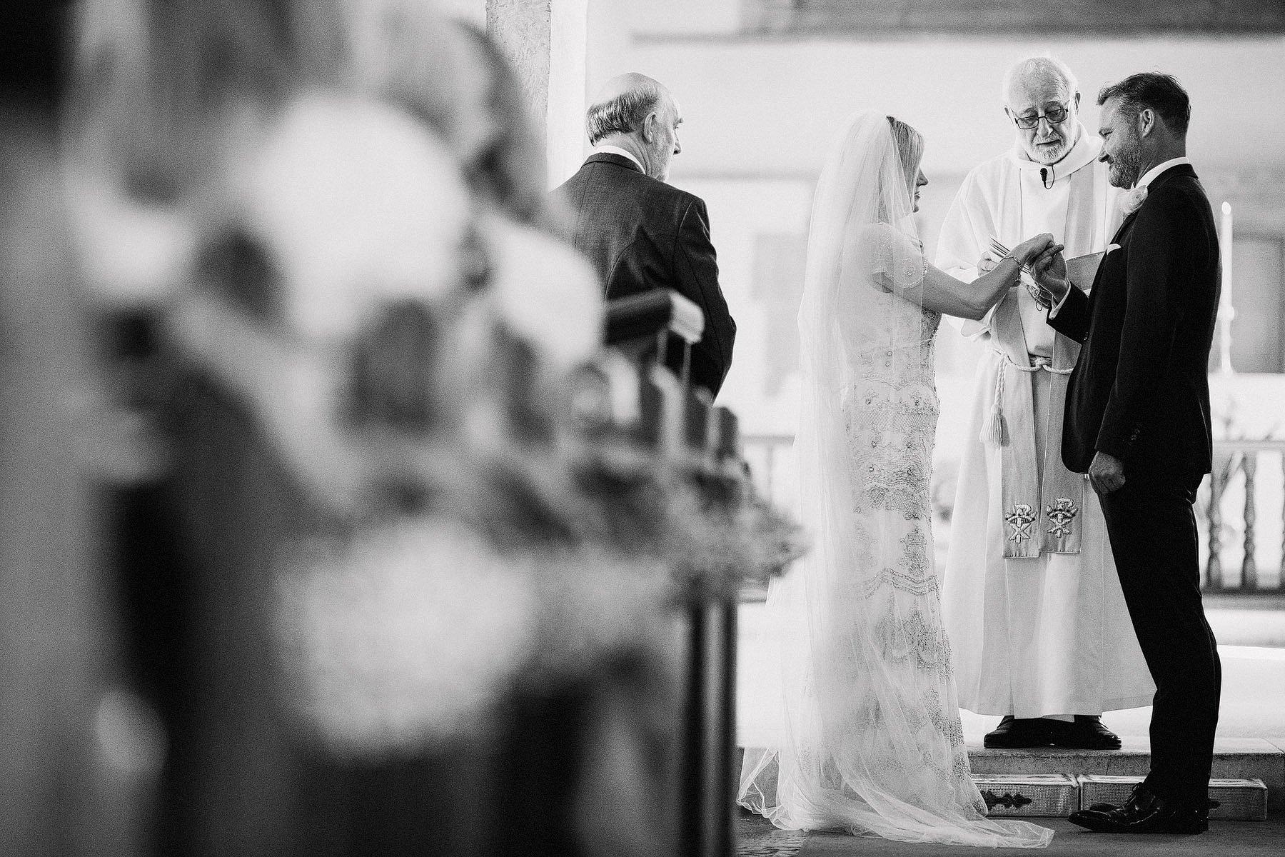 barnsley church wedding cotswolds