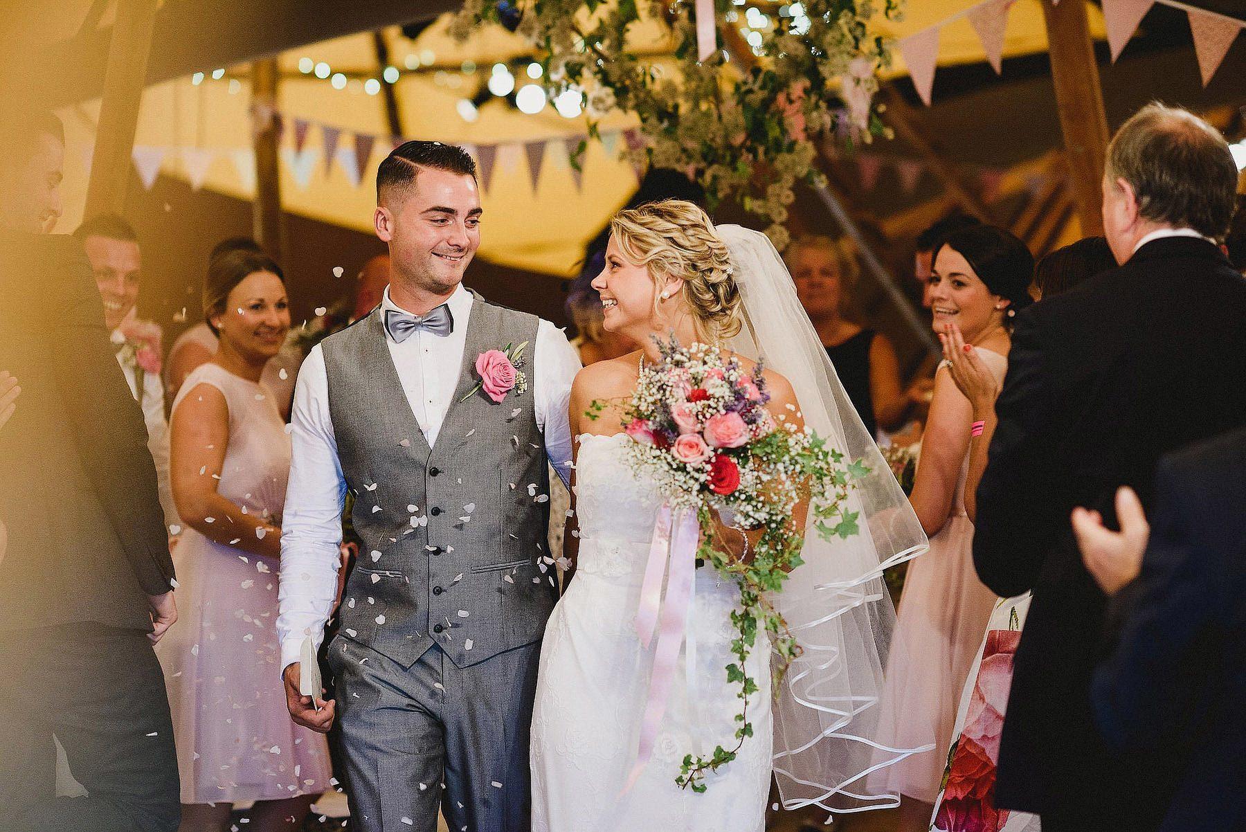 teepee wedding bristol