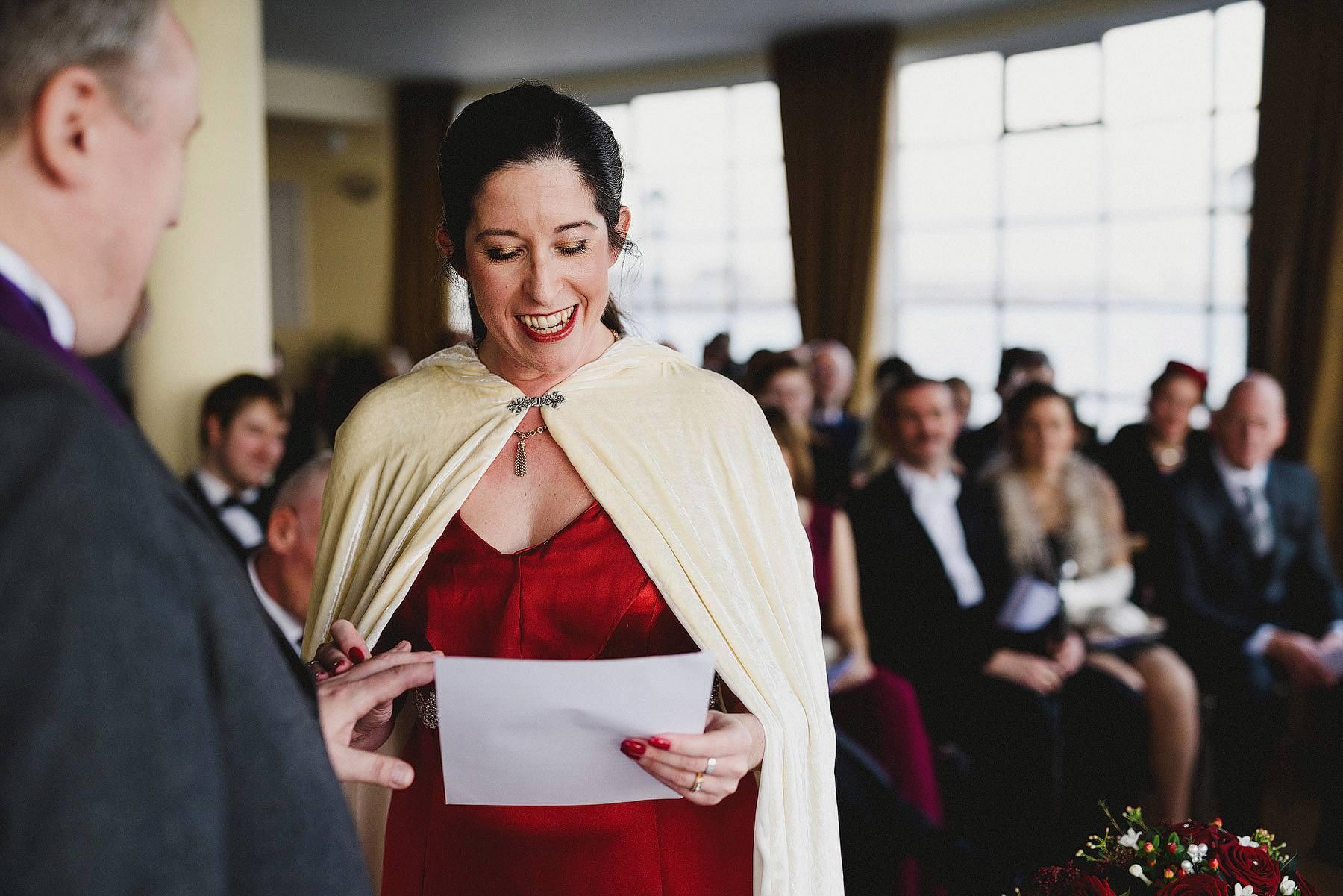 worthing pier wedding photographers