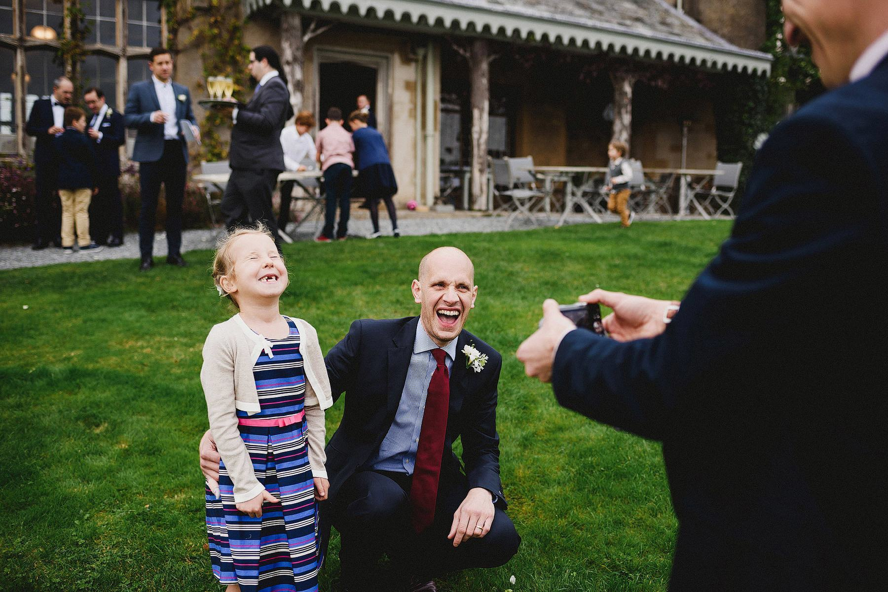 endsleigh wedding photographers
