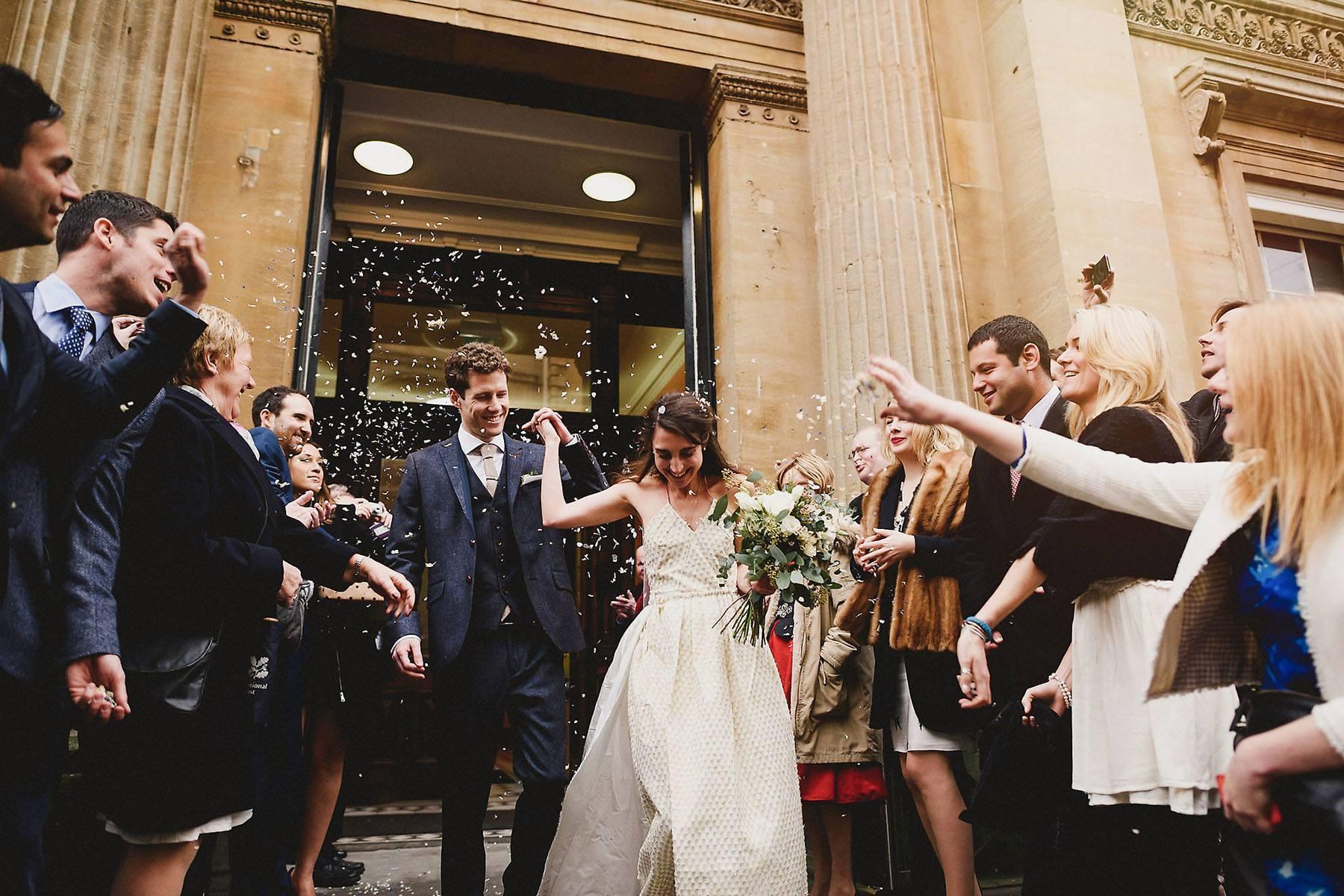Bristol Registry Office Wedding