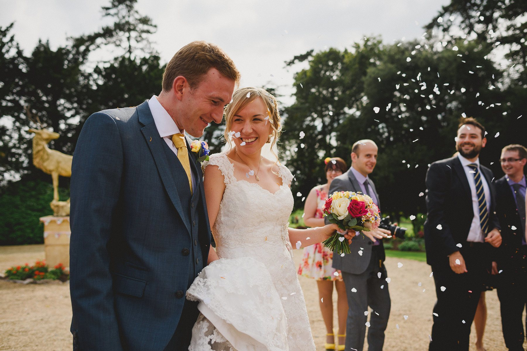 wedding photography old down manor