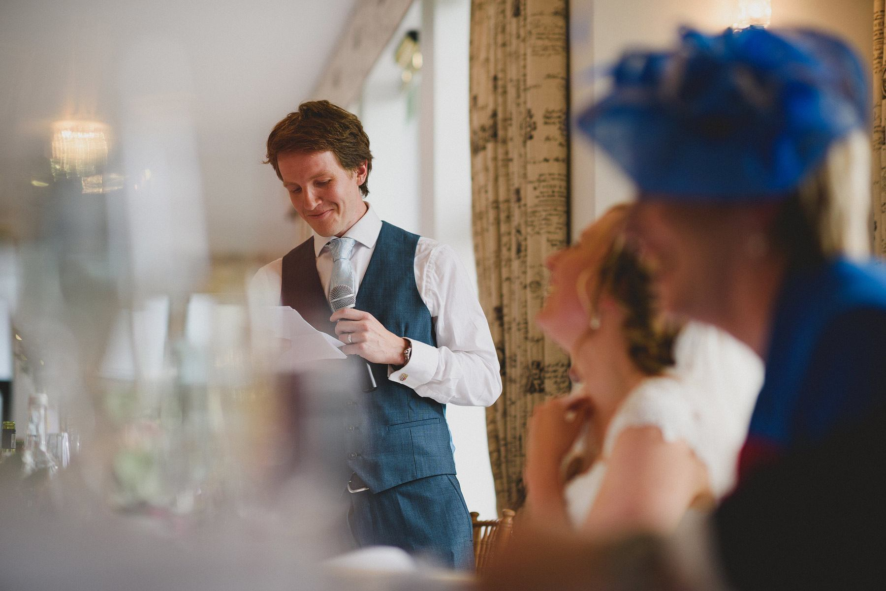 documentary wedding photographer old down manor
