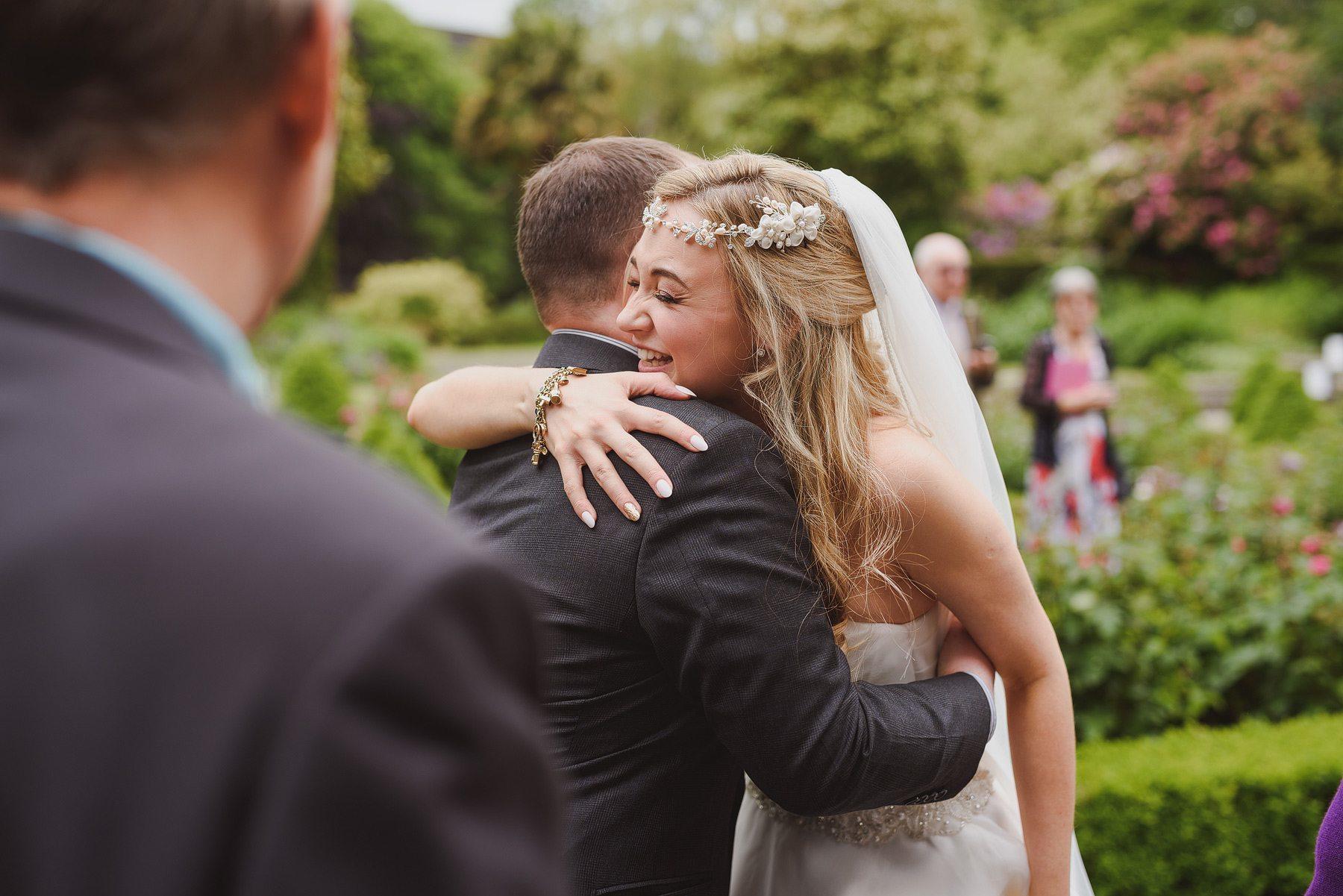 a kilver court garden wedding