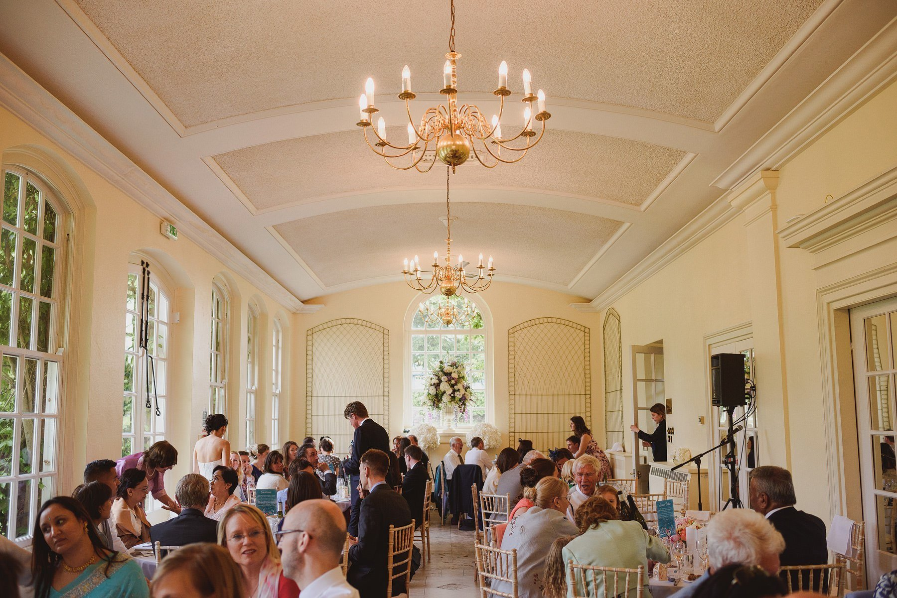 wedding photos at goldney hall bristol