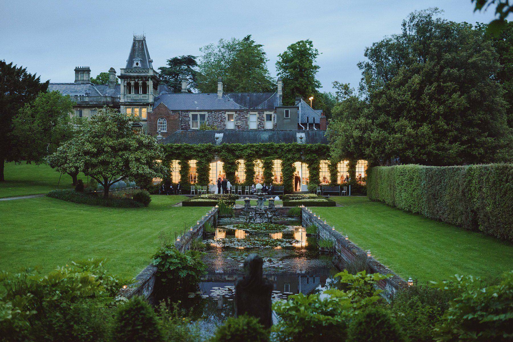 wedding photographer goldney hall