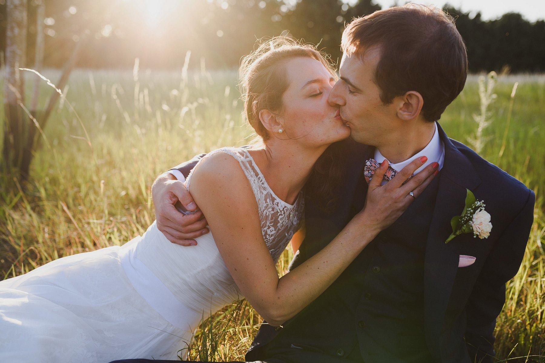 un mariage Manoir des Prévanches