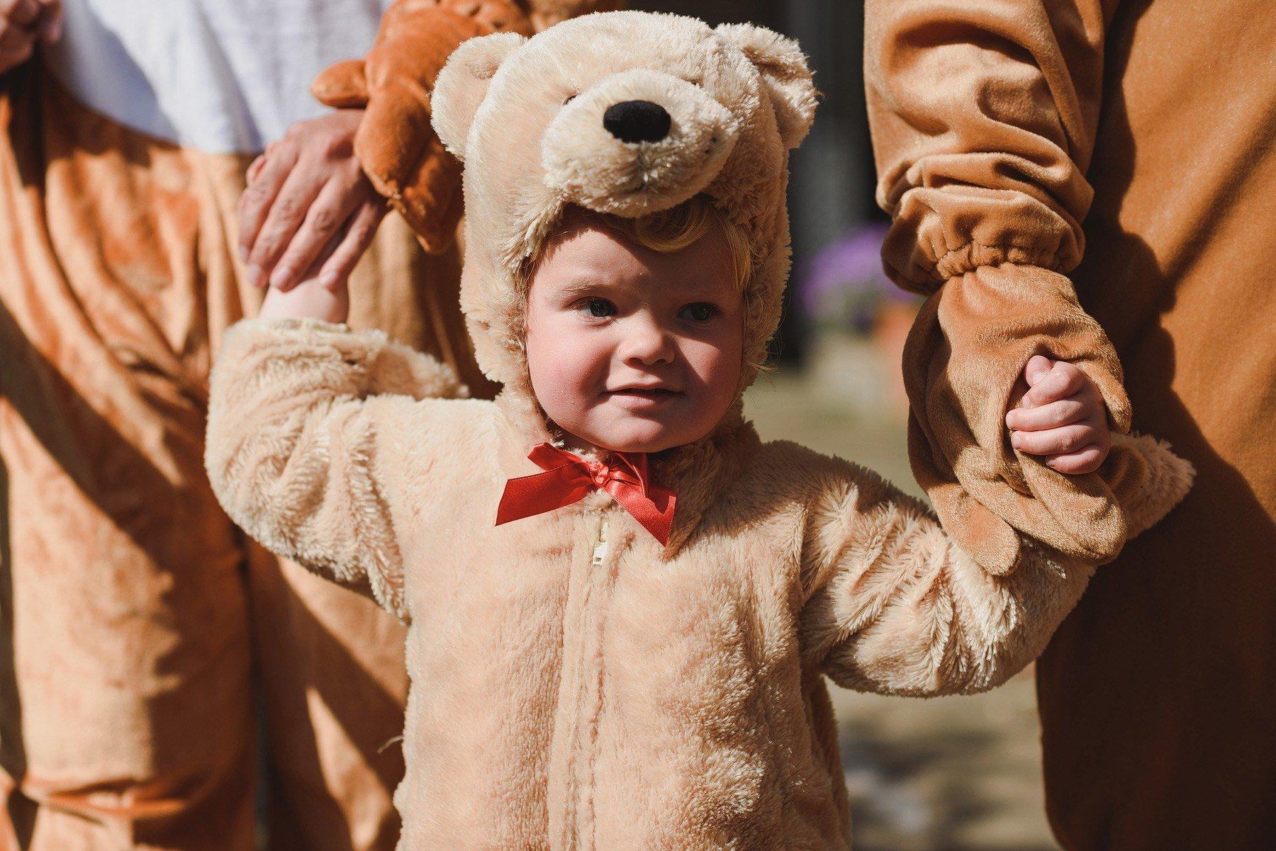 three bears fancy dress