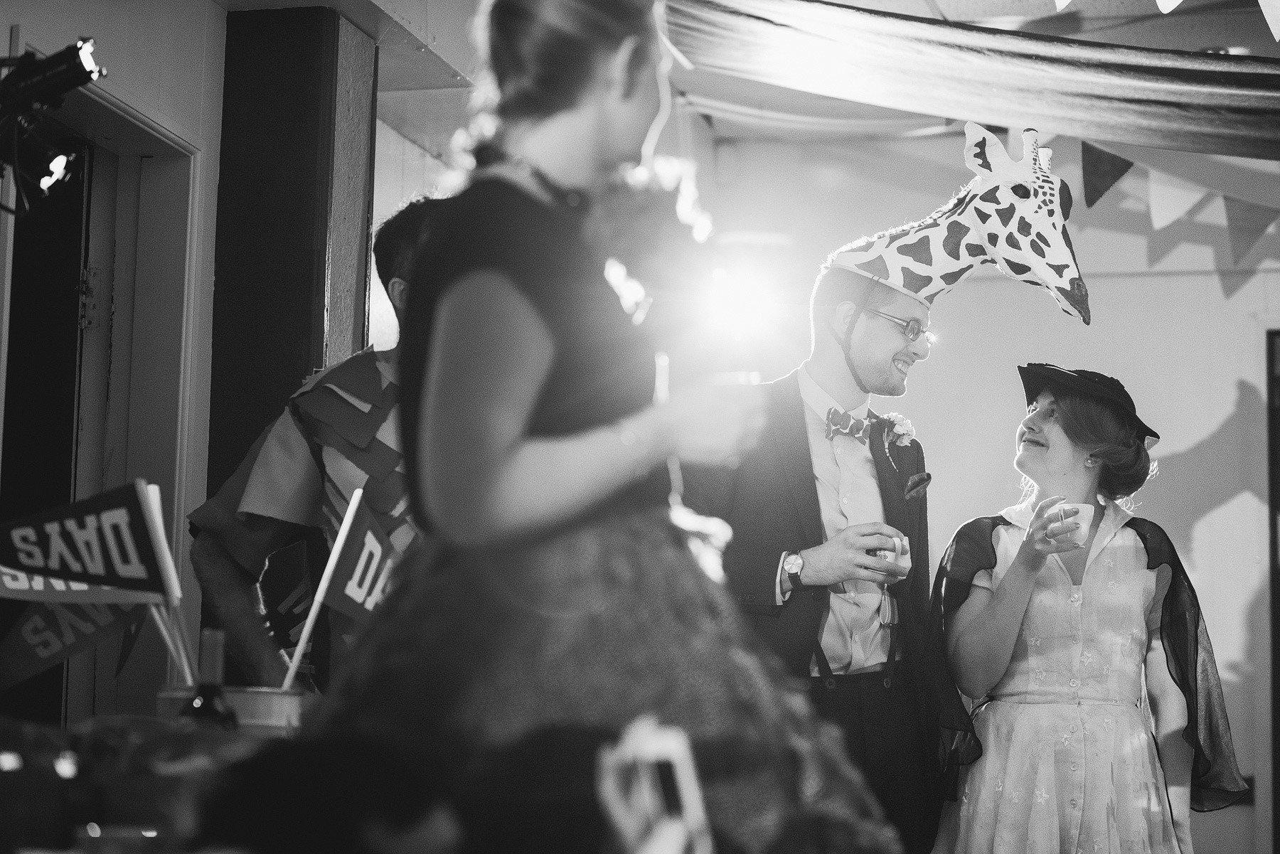 london fancy dress wedding photographer