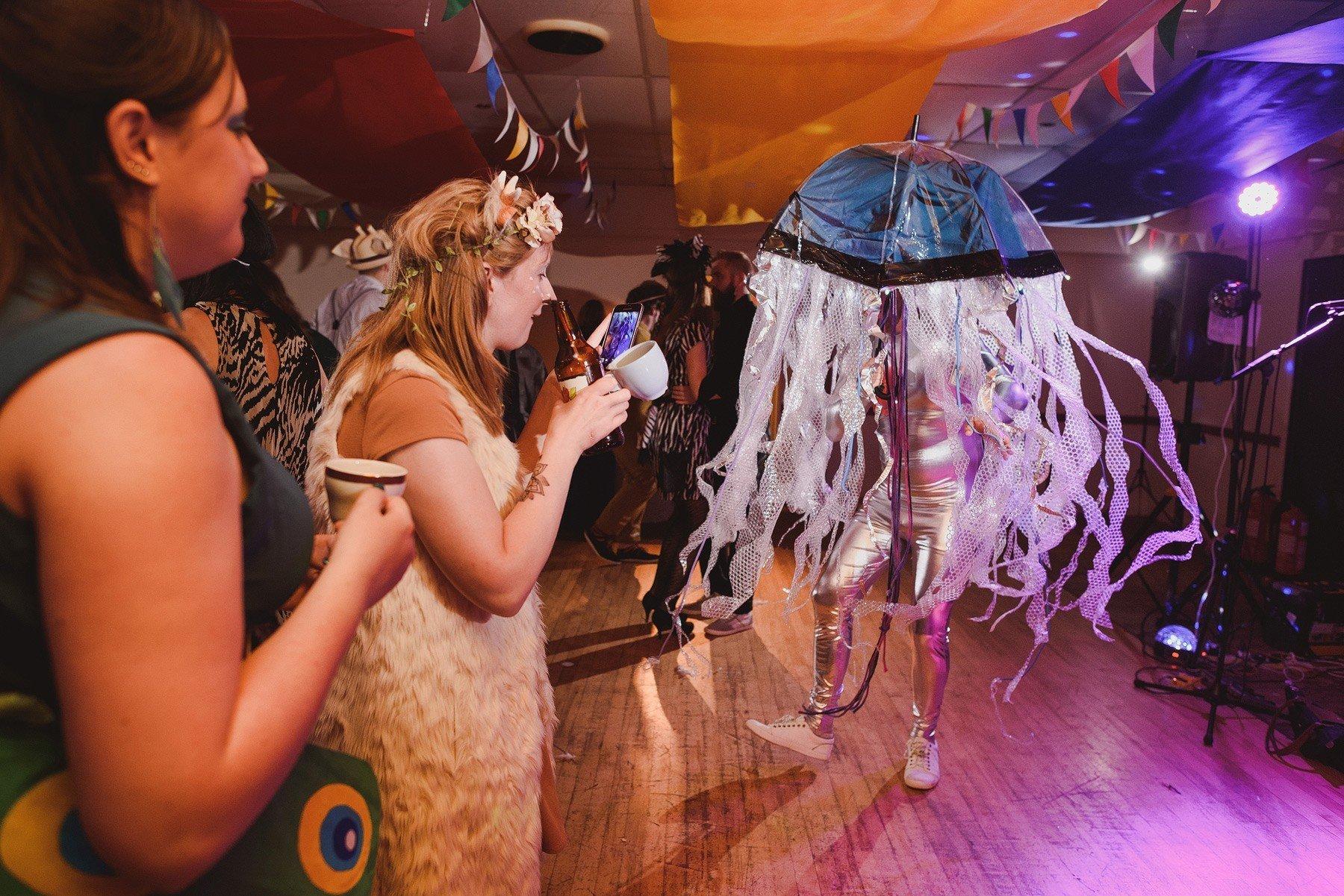 jellyfish costume amazing