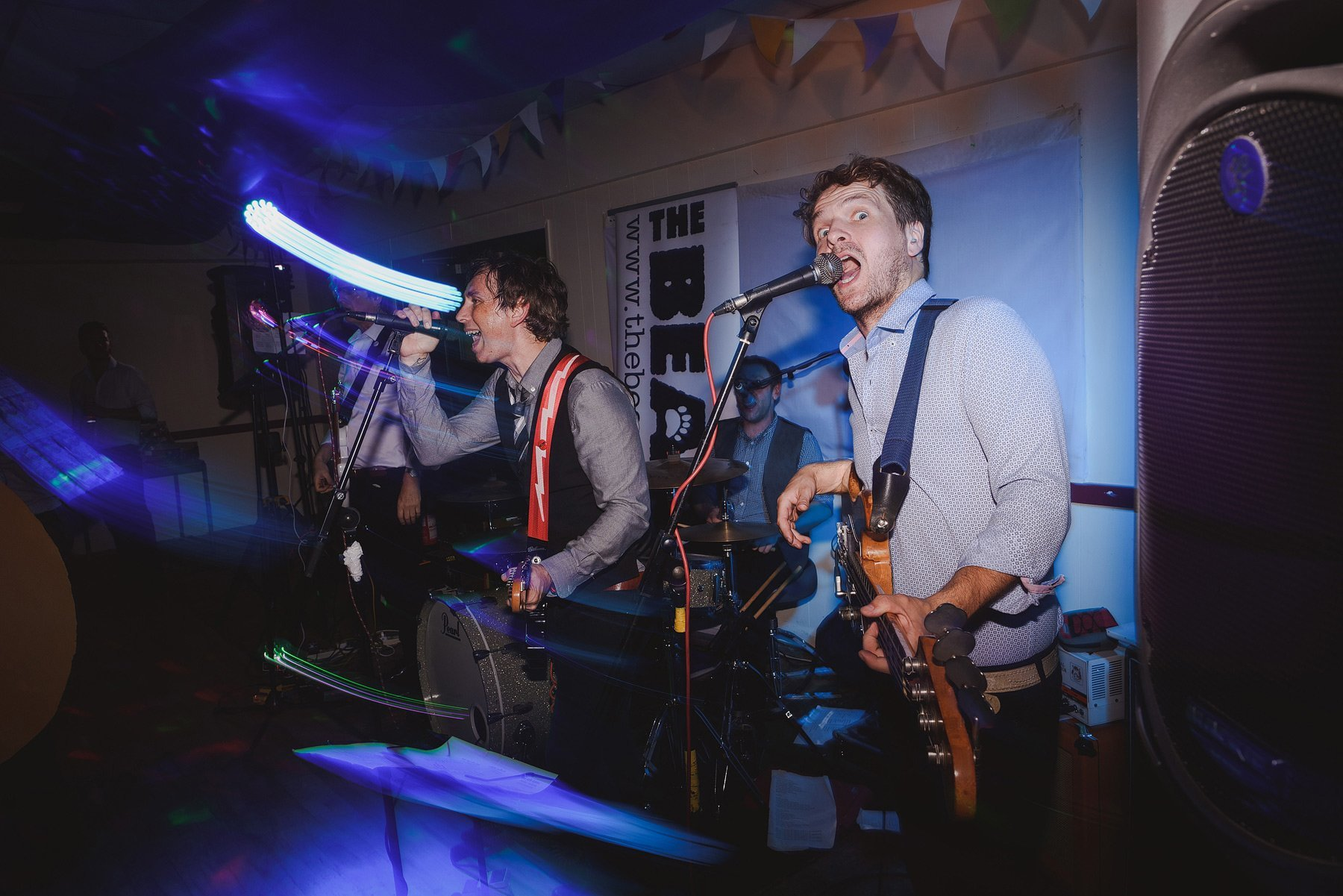 the bears wedding band