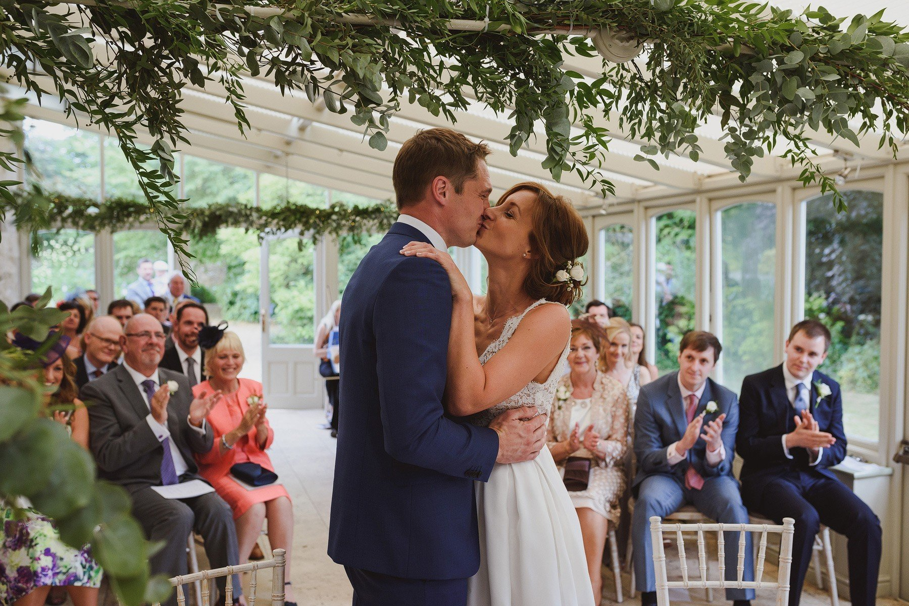 first kiss at the rectory in crudwell