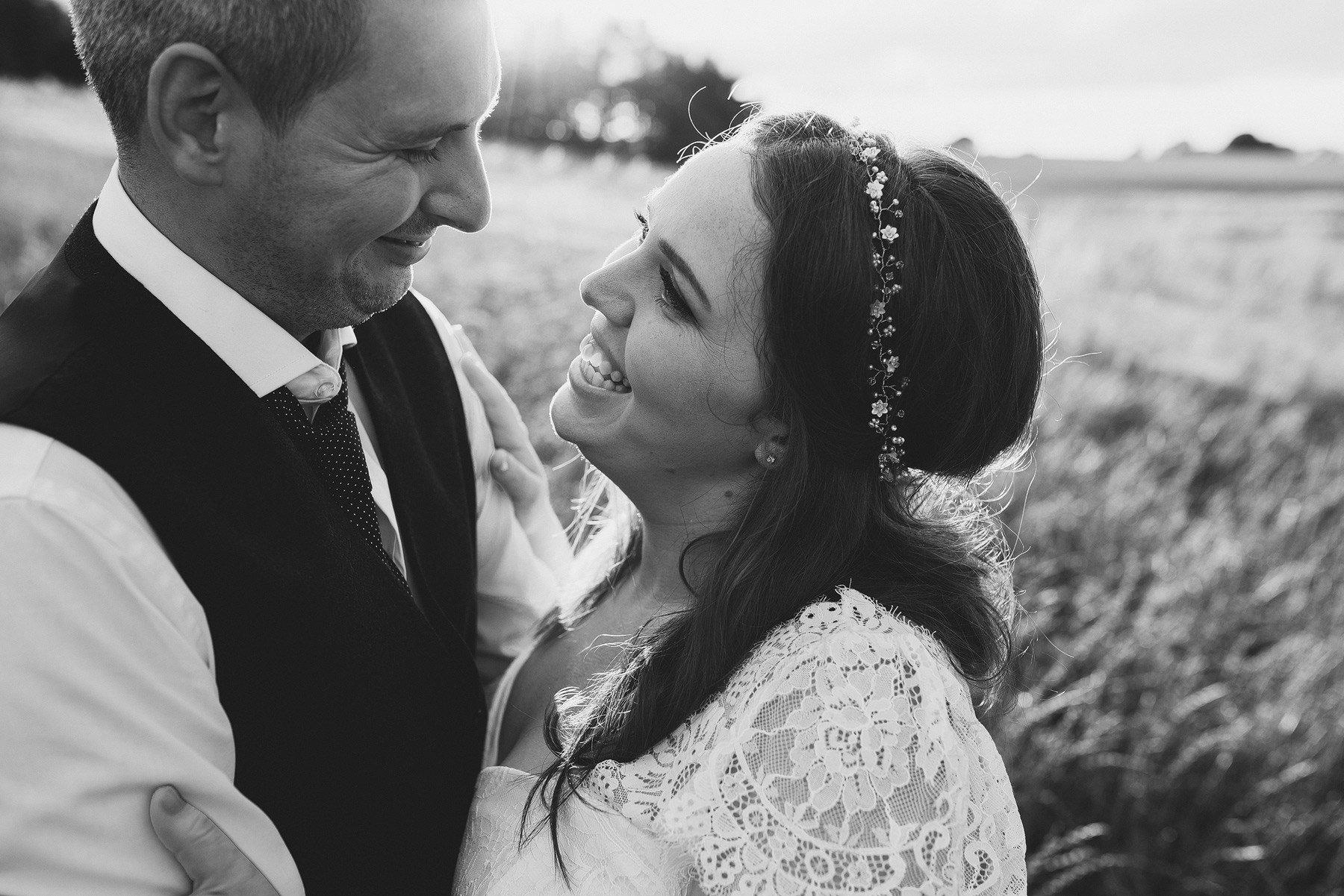 huntstile farm wedding photos