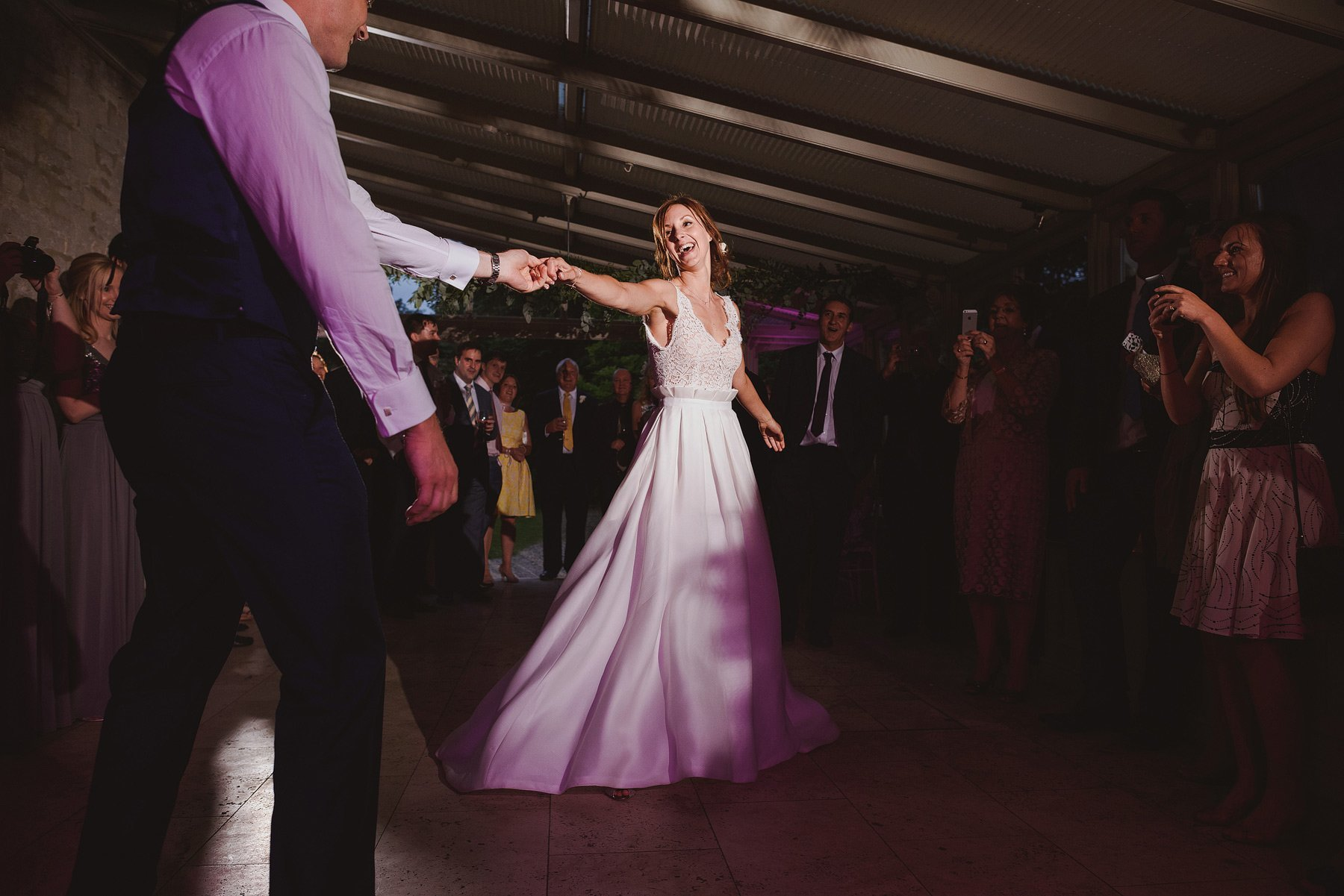 first dance at the rectory in crudwell