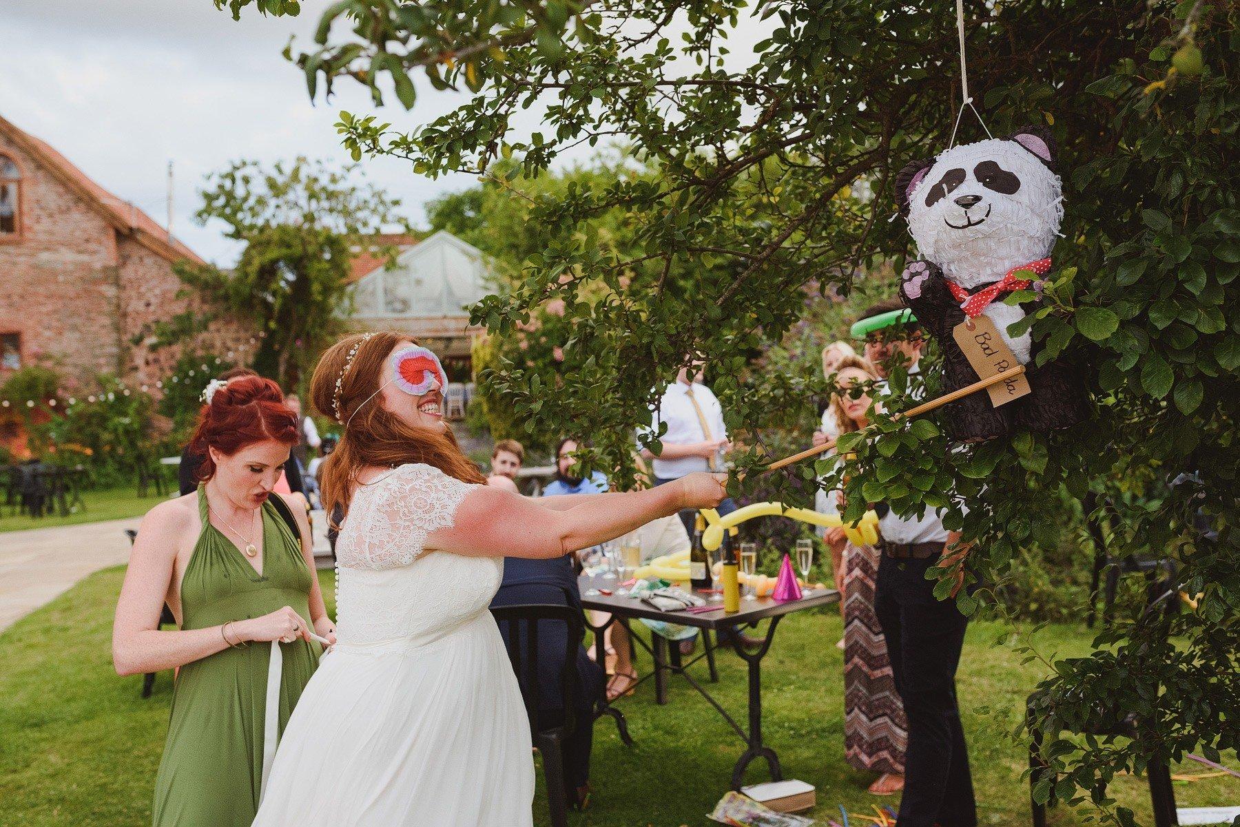 pinatas at weddings