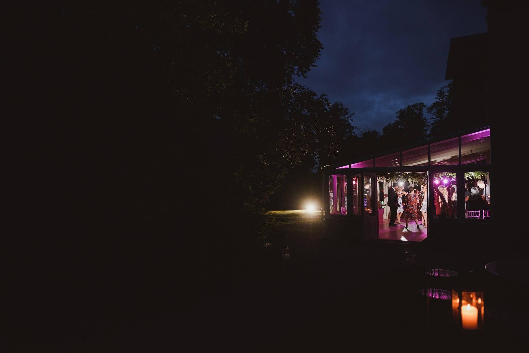 the rectory wedding venue