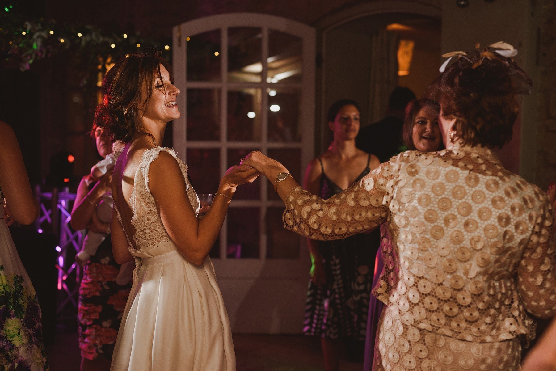 dancing at the rectory in crudwell
