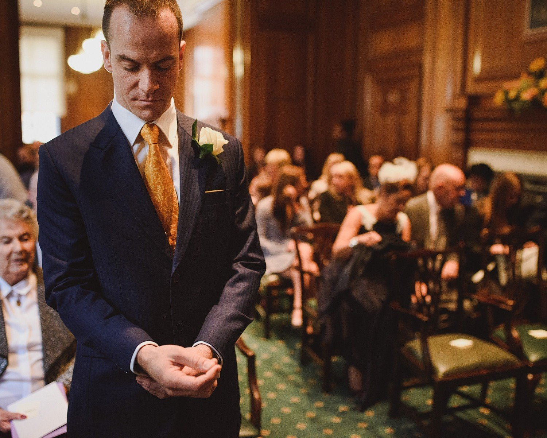 camden town hall wedding