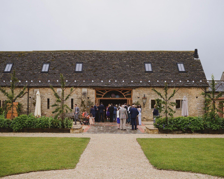 oxleaze barn wedding