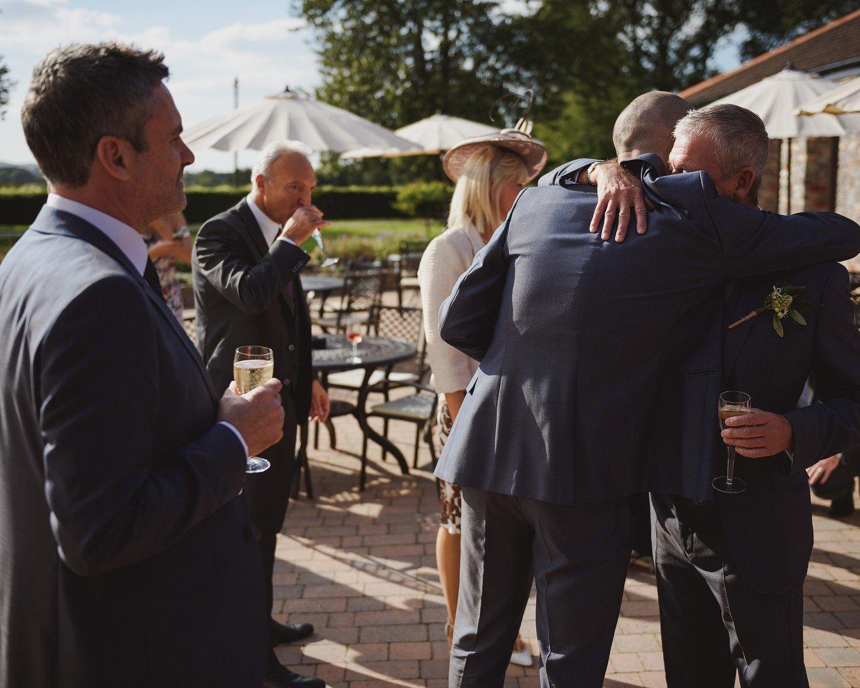 aldwick court farm and vineyard wedding