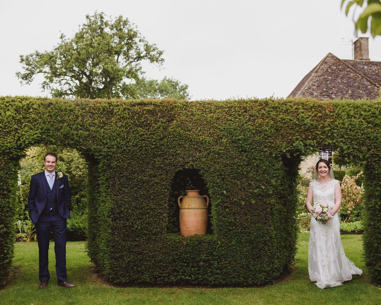 wedding portraits at oxleaze barn
