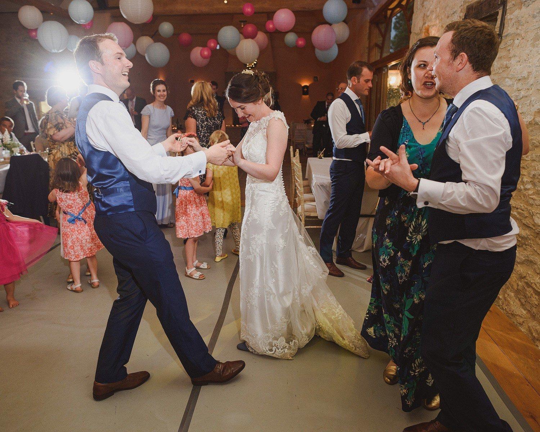 weddings at oxleaze barn