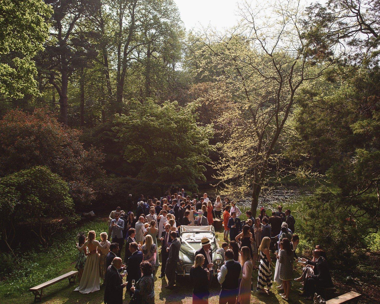 lydney park gardens wedding photographer