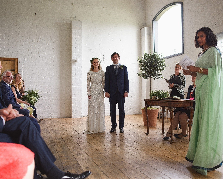 osea island wedding photography