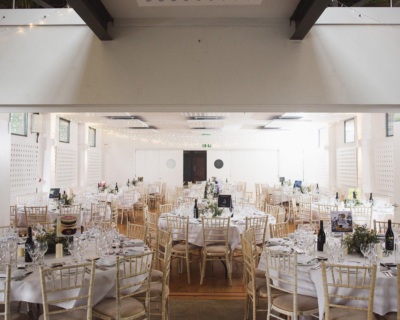 amazing osea island wedding