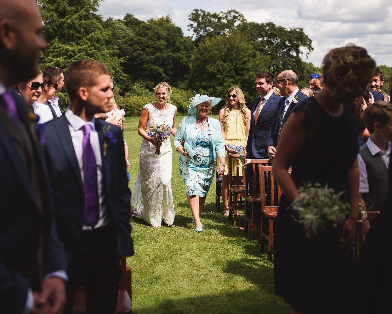 outdoor wedding somerset