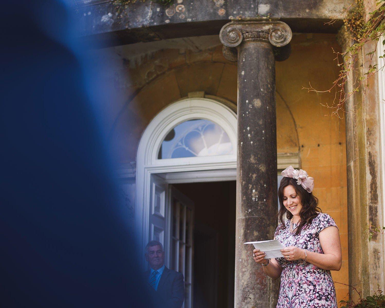 somerset wedding at harptree court
