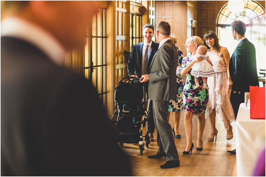 documentary wedding photography at coombe lodge