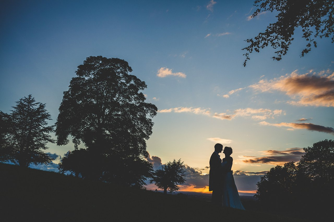wedding at coombe lodge