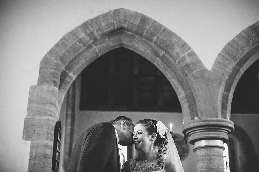 bride and groom at maunsel house