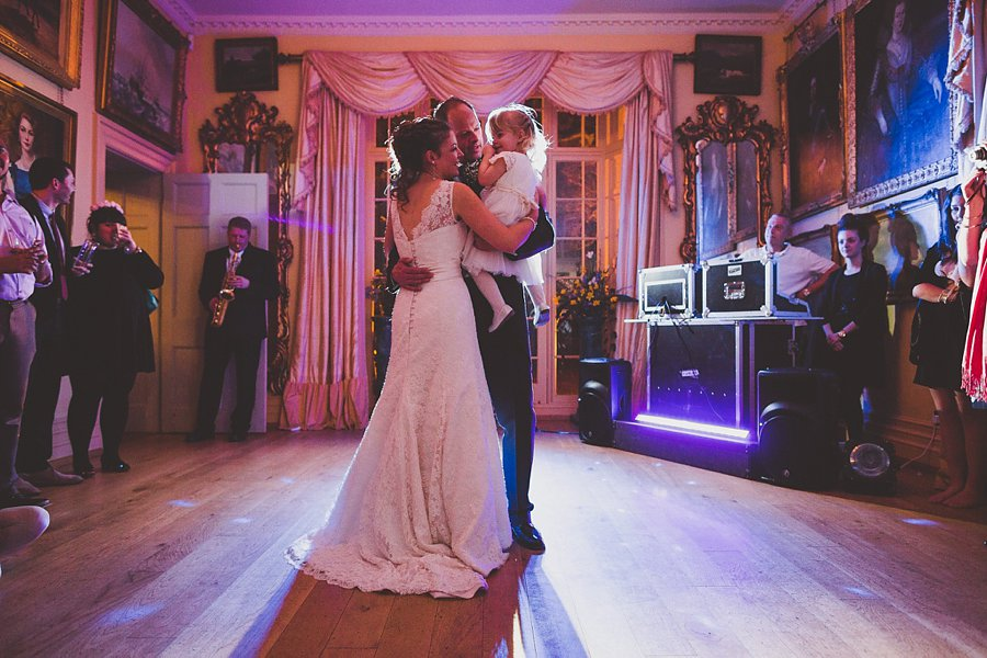 first dance maunsel house