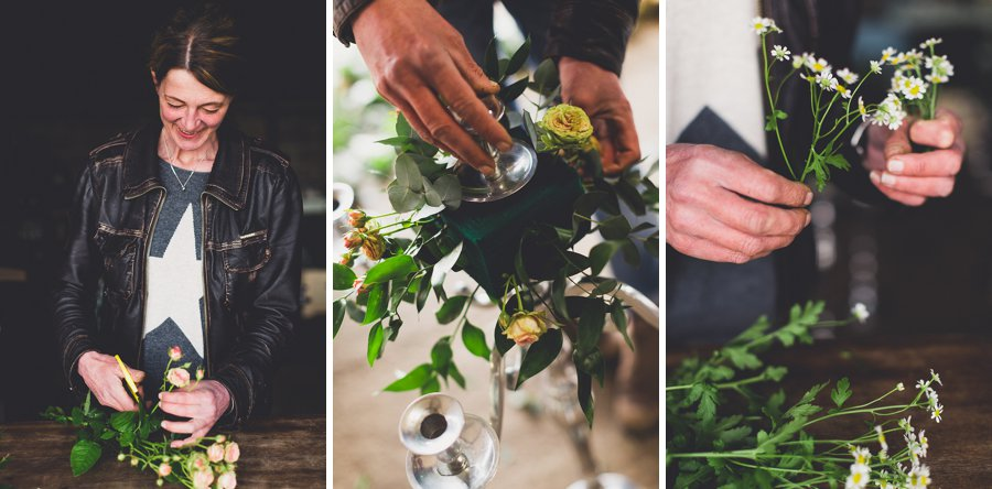 the wilde bunch wedding florist