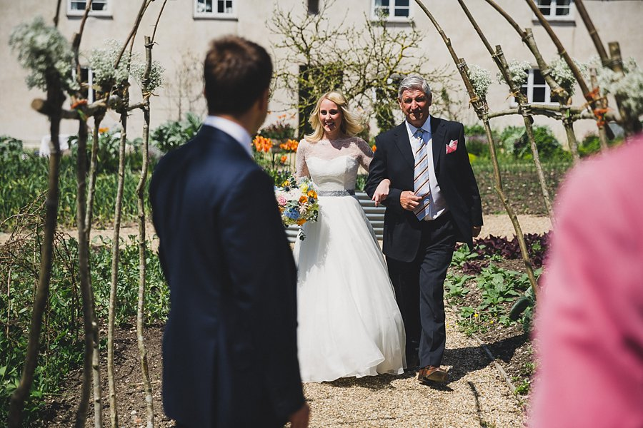 wedding photography river cottage