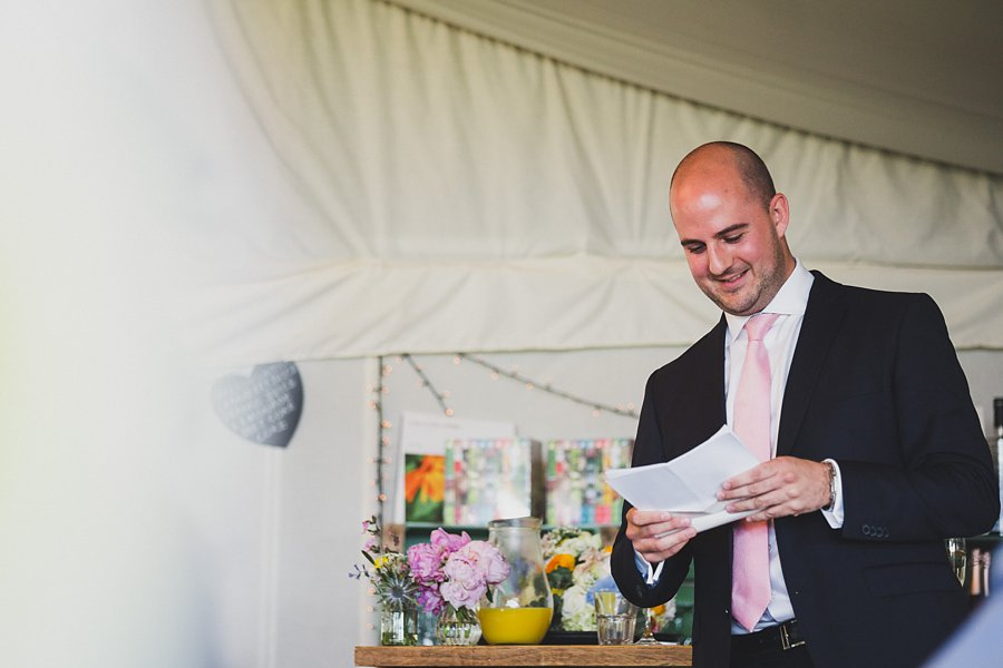documentary wedding photography at river cottage