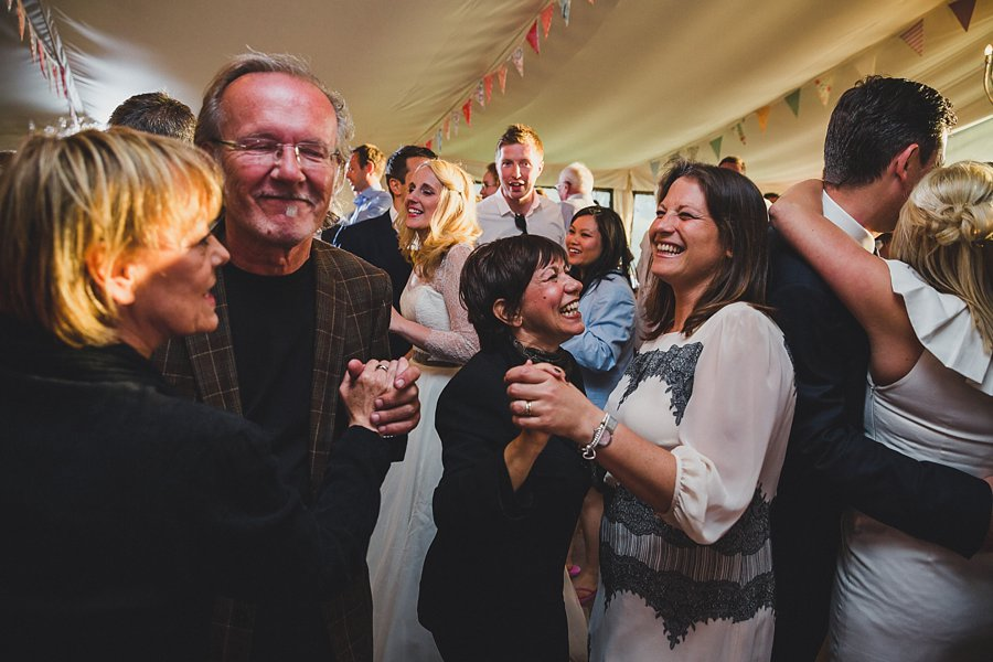 creative wedding photographer at river cottage